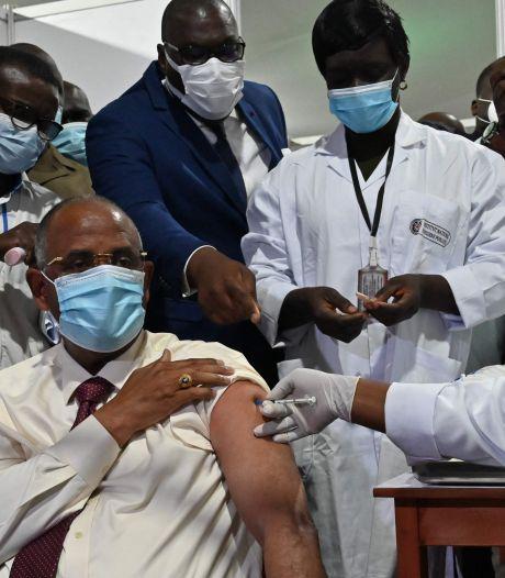 Na negen maanden arriveren de eerste coronavaccins in Afrika: 'Een hoopvolle week'
