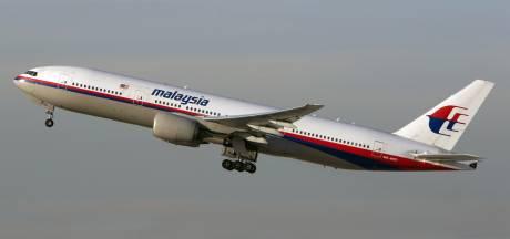 Tweede ramp met vliegtuig Malaysia Airlines in korte tijd