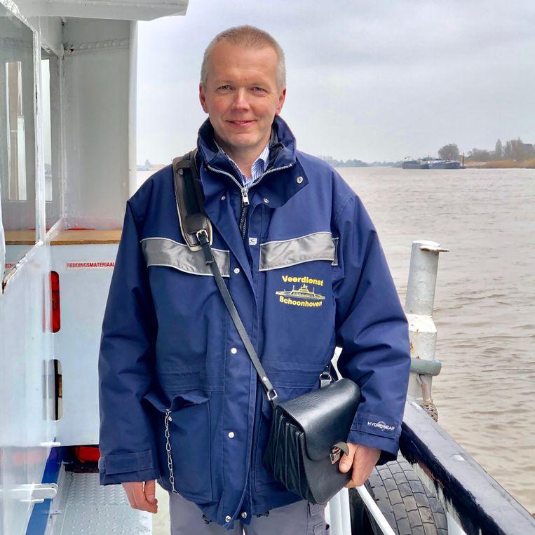 Veerman Martin Heuvelman   Beeld Toine Heijmans
