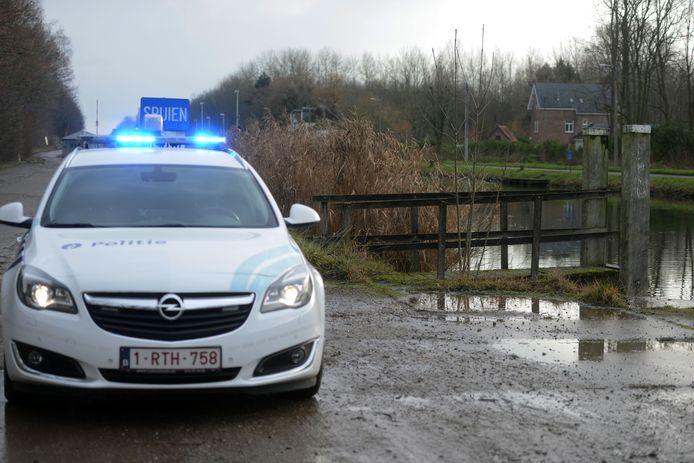 Lichaam gevonden in kanaal Leuven-Dijle