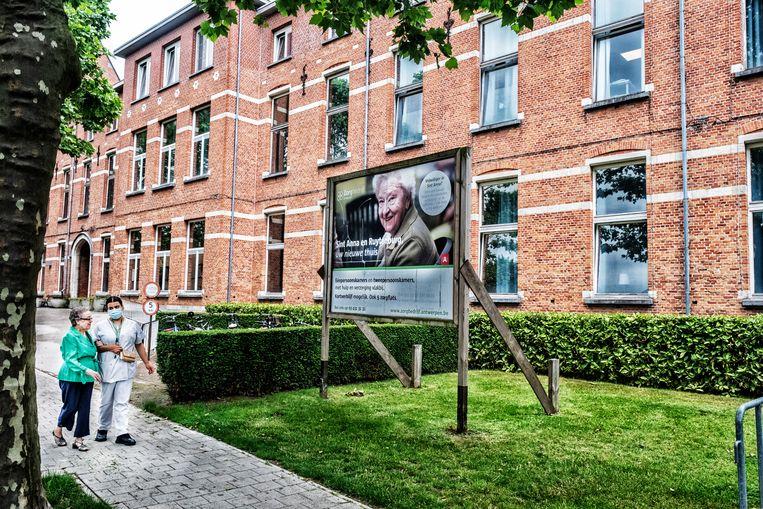 Het Antwerpse schepencollege besliste een kwart van de aandelen van Zorgbedrijf Antwerpen open te stellen voor private investeerders. Beeld Tim Dirven