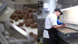 Paaseitjes in winkel al in oktober gemaakt, échte chocolatiers beginnen nu pas
