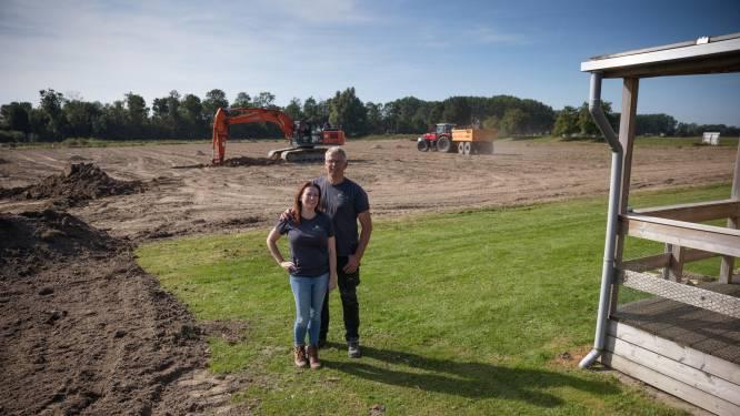Droom van Klaas en Sylvia wordt eindelijk werkelijkheid: uitbreiding camping Markdal