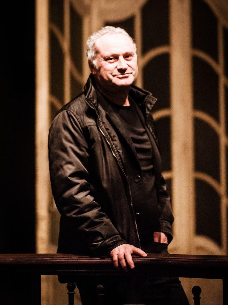 Architect Francis Metzger. Beeld Geert Braekers