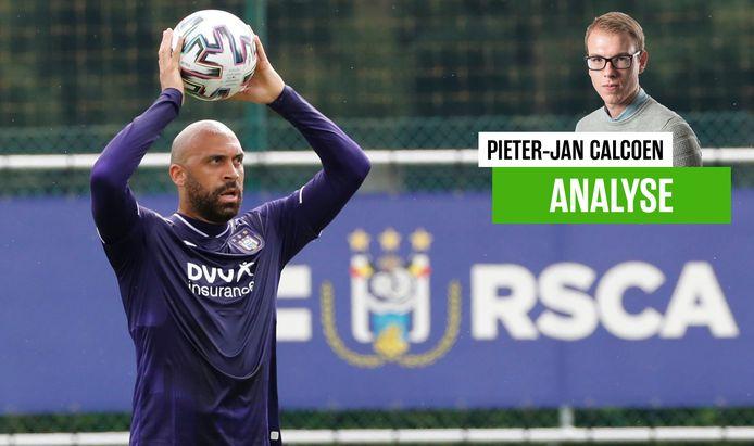 Onze Anderlecht-watcher Pieter-Jan Calcoen over de kritiek van Vanden Borre aan het adres van Anderlecht.