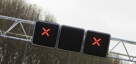 Rijkswaterstaat sluit deel knooppunt Gorinchem dit weekend af voor vernieuwen asfalt