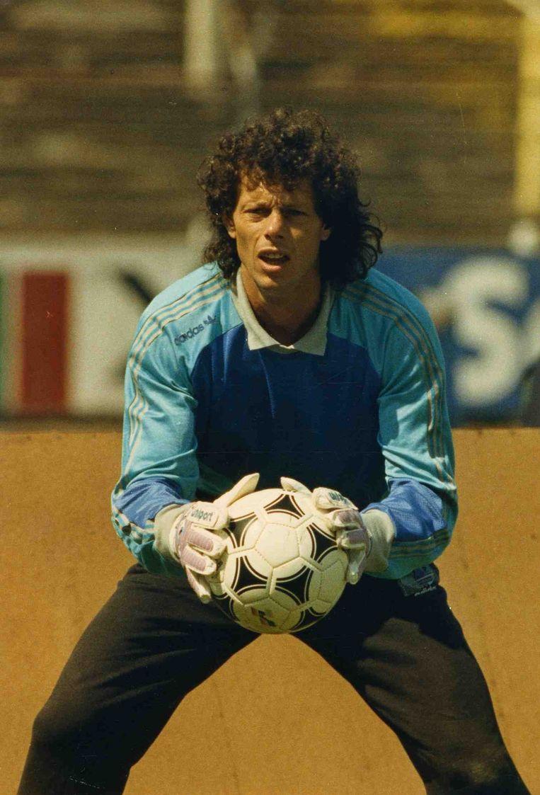 Doelman Preud'homme in 1994.