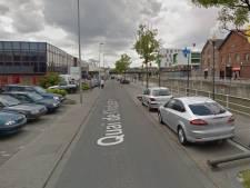 Un accident impliquant plusieurs voitures fait un blessé à Molenbeek