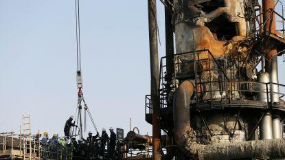 """Drone-aanval op Saudi-Arabië: """"Herstel olieproductie ligt voor op schema"""""""