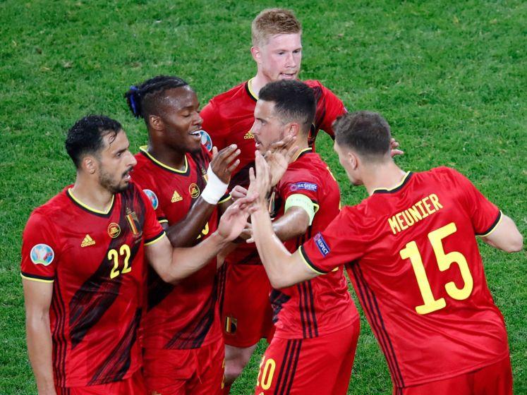 België laat zich niet verrassen door Finland en stelt groepswinst veilig
