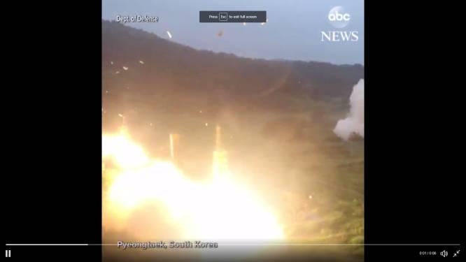 Noord-Korea vuurt raket af: VS en Zuid-Korea reageren met militaire acties