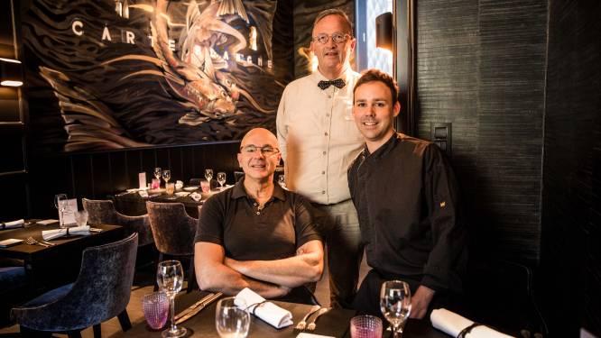 """Walter (64) en Paul (61) zullen hun restaurant Carte Blanche niet meer heropenen op 1 mei: """"Corona heeft ons pensioen een beetje vervroegd"""""""