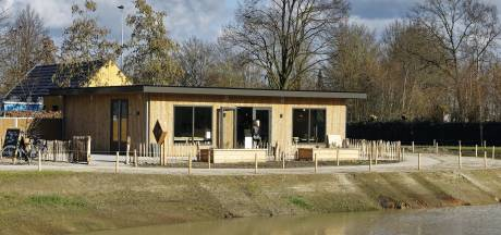 Watertuin Berlicum: 'Mooi voorbeeld voor regenwatervijvers Gestel en Den Dungen'