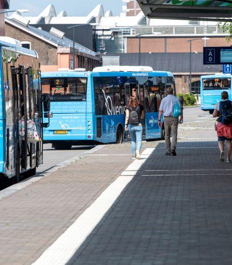 Gemeenten wilden tijdens Keolis-drama aanleg nieuwe bushaltes staken