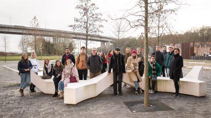 """KUL maakt ontwerp voor 'landmark' van nieuwe wijk '4 Fonteinen': """"Nieuw gebouw kan boven viaduct uittorenen"""""""