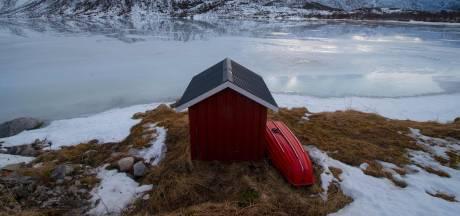 Cinq personnes dont quatre enfants disparus dans l'incendie d'une cabane isolée en Norvège