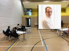 Stormloop op vaccinatie na oproep van huisarts uit lege sporthal in Zwolle: mensen uit omliggende plaatsen weggestuurd