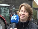 Boerin Bertie gaat ook protesteren in Den Haag: 'Wel heel laf met de auto'
