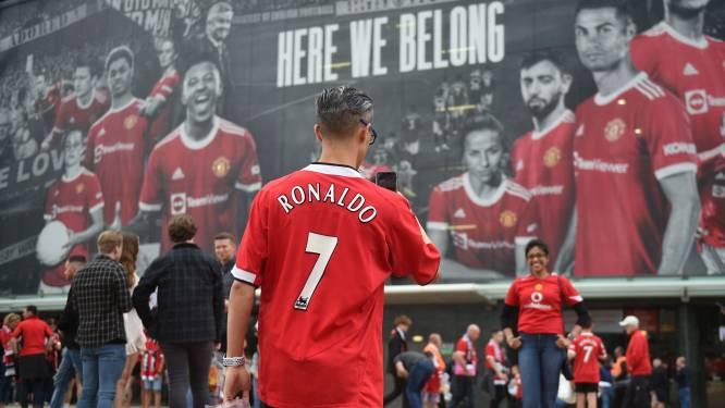 Bijzonder moment Jackie Groenen met Cristiano Ronaldo: 'Dat ze dat toch zo belangrijk vinden in Manchester'