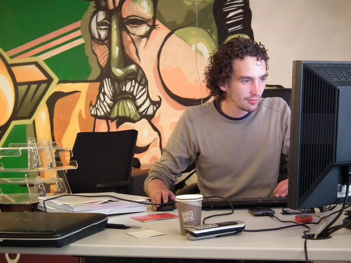 Michel Spekkers.