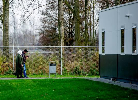 Het Rotterdamse azc in Beverwaard kende ook al een aantal incidenten.