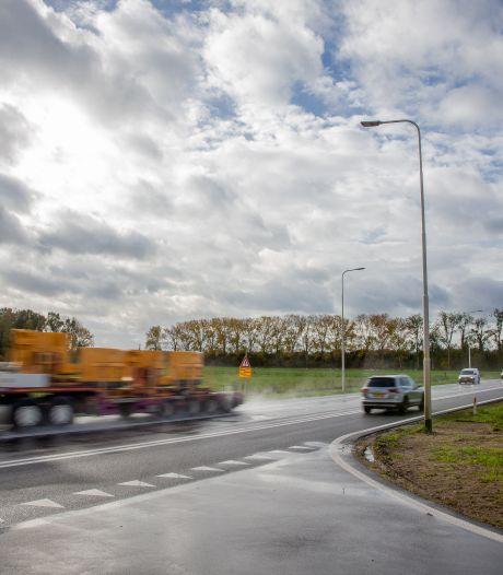 Extra rijbaan voor Maas en Waalweg nog allerminst zeker