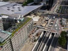 Rotterdam CS heet 'Station Kapsalon'
