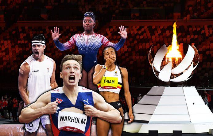 Wie waren dé figuren en wat waren dé prestaties op de voorbije Olympische Spelen?