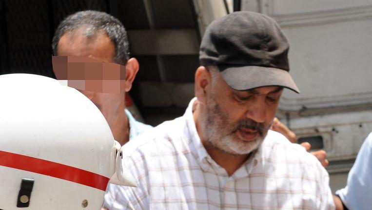Ali Aarrass zou deel uitmaken van het netwerk rond Abdelkader Belliraj (foto). Beeld AFP