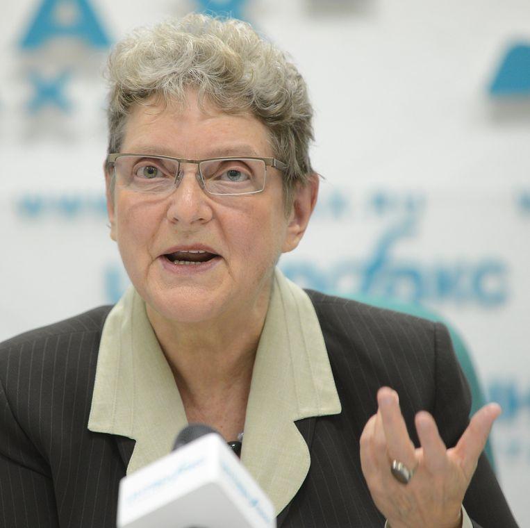 Svetlana Gannoesjkina Beeld AFP