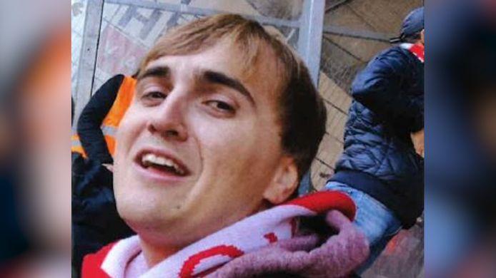 Ben Vanleene (28) is sinds vorige week zondag vermist.