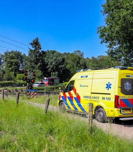 Treinverkeer tussen Apeldoorn en Amersfoort hervat