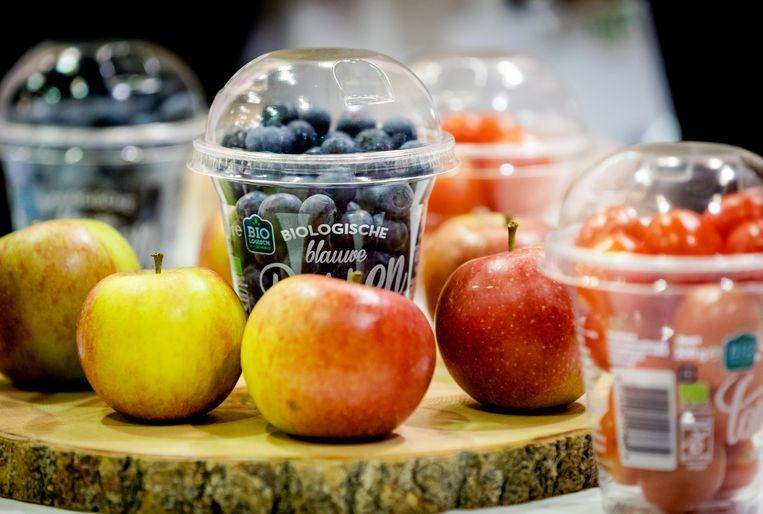Fruit werd in tien jaar tijd 26 procent duurder, snoepgoed werd 4 procent goedkoper. Beeld Hollandse Hoogte /  ANP