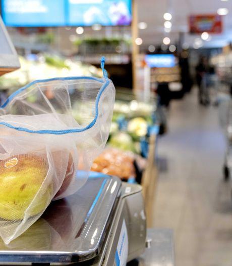 Geen plastic zakjes meer bij groente en fruit: zo vervoer je het zonder schade