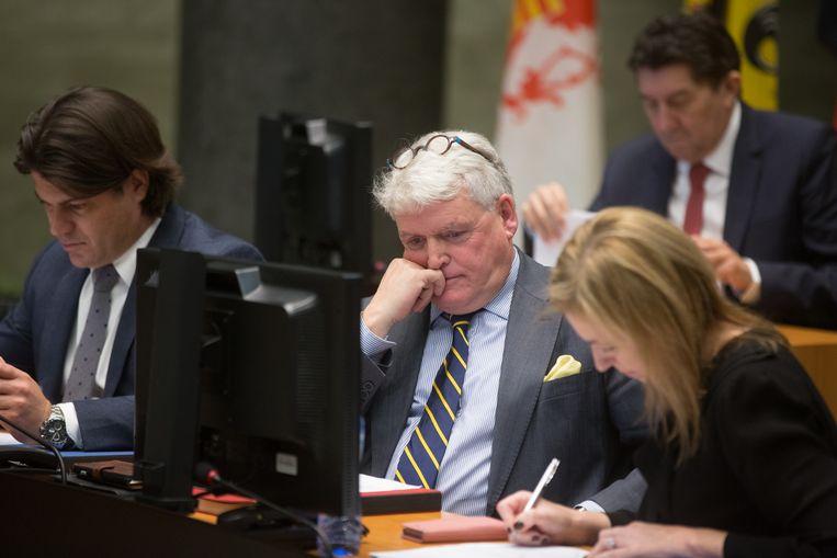 De spa-oppositie zal Bert Lambrechts (N-VA) met argusogen in de gaten houden.