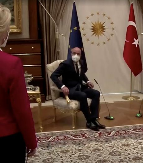 'Sofagate' bezorgt EU-president slapeloze nachten