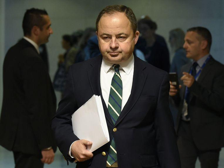 Konrad Szymanski  Beeld AFP