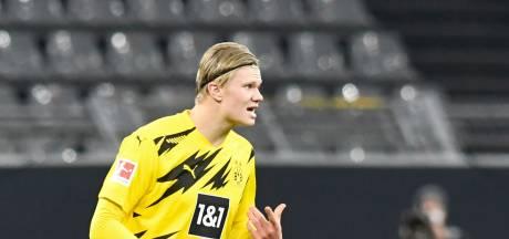 Dortmund wil Haaland opstellen ondanks Noorse coronaregels