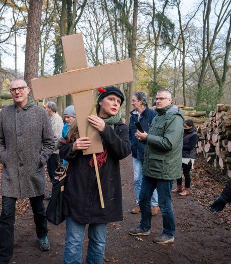 Bomenkap is juist wél goed voor het bos, zegt wethouder Bouwkamp: 'Kritiek is hard en unfair'