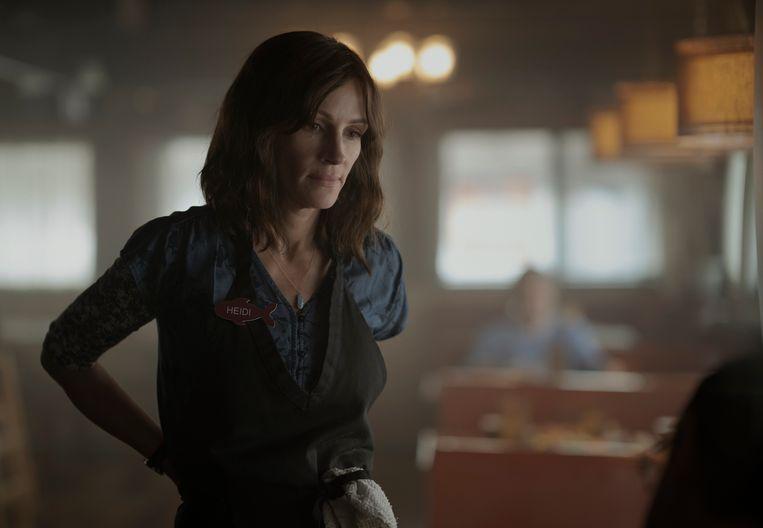 Julia Roberts in 'Homecoming'. Beeld Amazon Prime Video