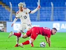"""Alexis Saelemaekers espère avoir marqué des points: """"Je respecterai les choix du coach"""""""