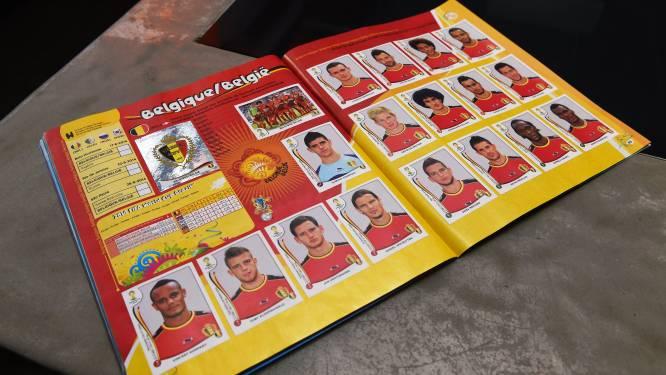 Panini stelt WK-album voor: verzamel alle spelers