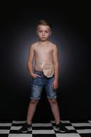 Narik Babanian draagt sinds kort stomamateriaal voor volwassenen. Dat werkt beter.