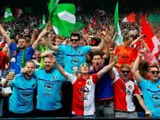 Wie juicht het hardst? Feyenoord roept supporters op hun gekste video's voor klassieker te sturen