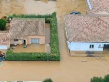 Noodweer eist drie levens in Frankrijk, honderden campinggasten geëvacueerd