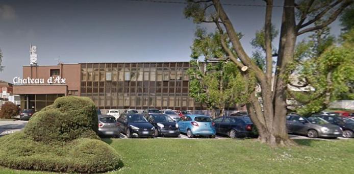 De moedervestiging van Chateau d'Ax in het Noord-Italiaanse Lentate sul Seveso.