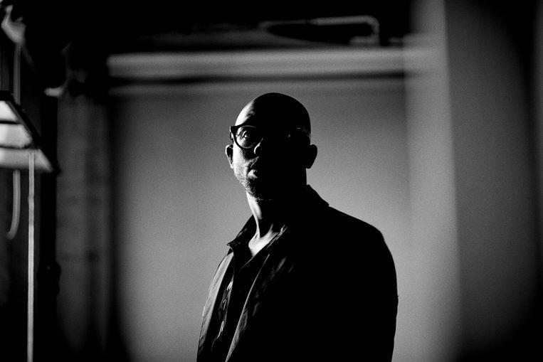 Obaro Ejimiwe, oftewel Ghostpoet, verspreidt niet de blijde boodschap op zijn platen. Beeld Steve Gullick