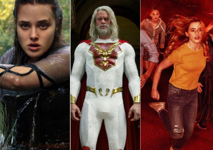 'Cursed', 'Jupiter's Legacy' en 'The Society' werden na 1 seizoen stopgezet op Netflix.
