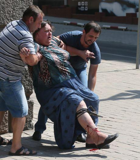 Donetsk et Lougansk comptent leurs morts
