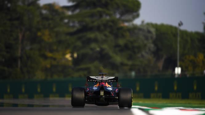 Max Verstappen is gewaarschuwd voor race op Imola